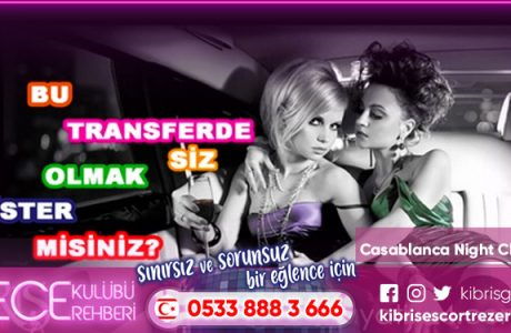 Casablanca Night Club Magosa